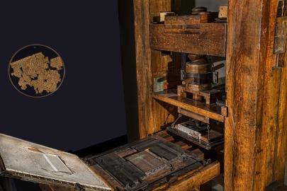 A Gutenberg Press